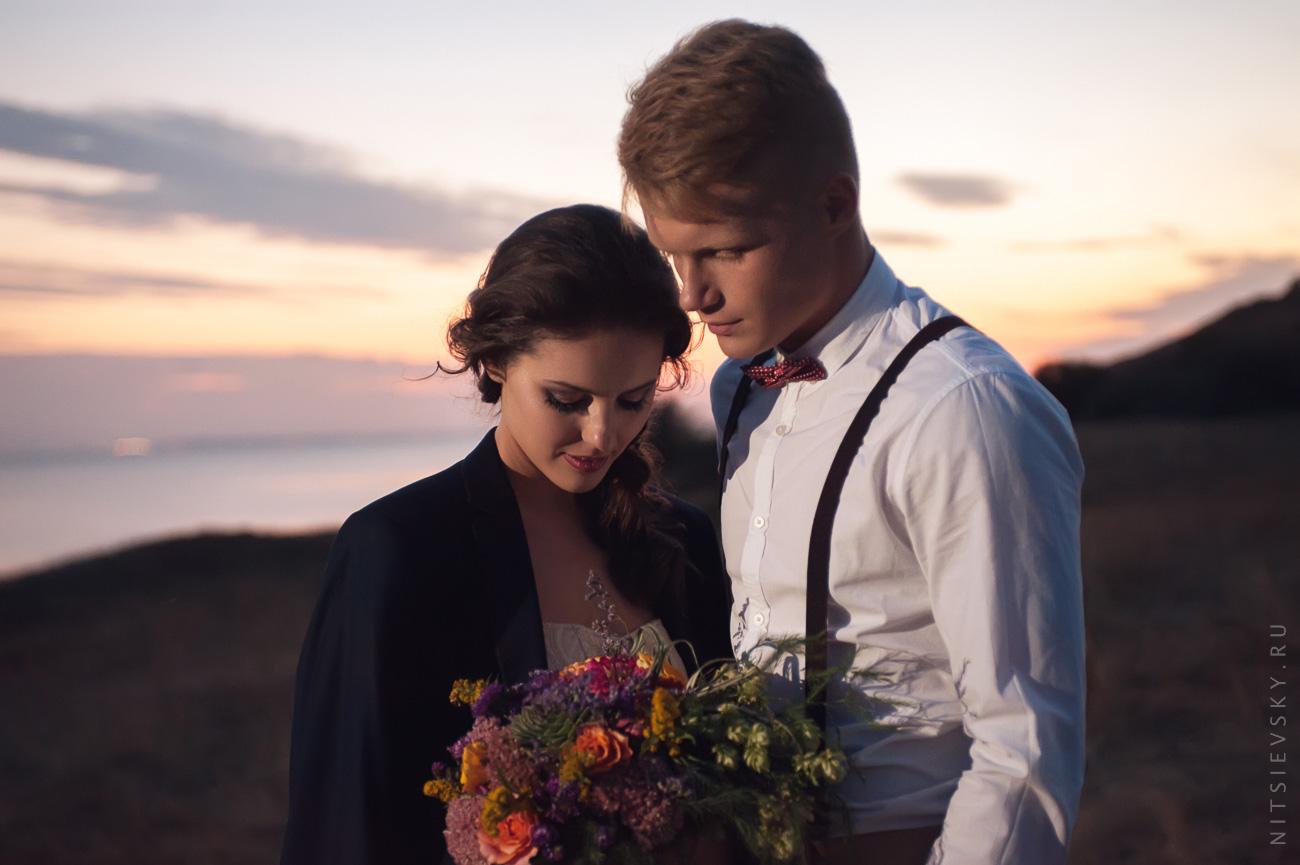 Свадебная фотосессия в Мержаново