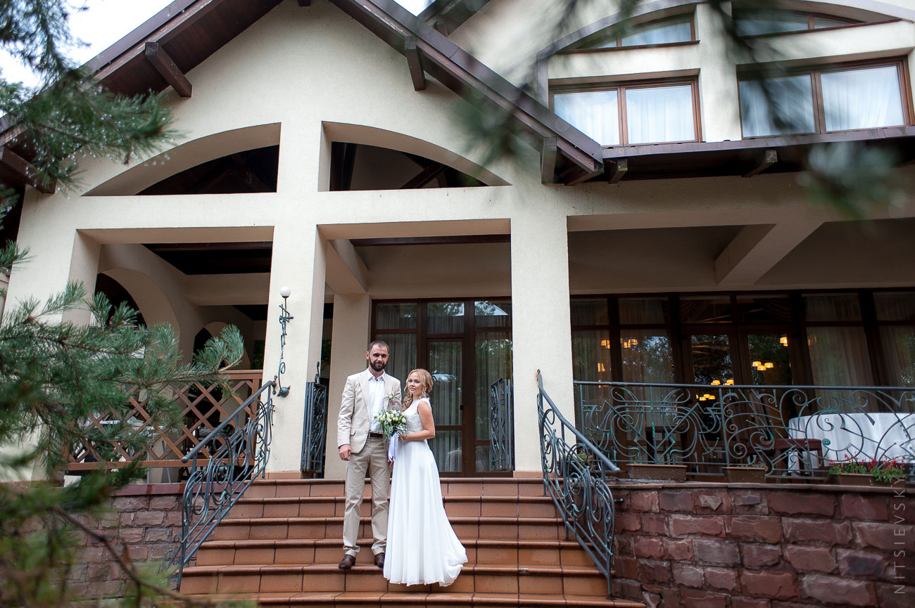 Свадьба в «Высоком Береге». Марина и Алексей